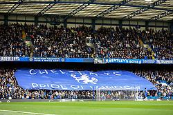 Chelsea fans show their flag - Mandatory by-line: Jason Brown/JMP - 01/04/2017 - FOOTBALL - Stamford Bridge - London, England - Chelsea v Crystal Palace - Premier League