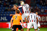 Onderwerp/Subject: Willem II - FC Volendam - Jupiler League<br /> Reklame:  <br /> Club/Team/Country: <br /> Seizoen/Season: 2013/2014<br /> FOTO/PHOTO: Ruud BOYMANS (R) of Willem II in duel with Erik SCHOUTEN (L) of FC Volendam. (Photo by PICS UNITED)<br /> <br /> Trefwoorden/Keywords: <br /> #04 $94 &plusmn;1372506528100<br /> Photo- &amp; Copyrights &copy; PICS UNITED <br /> P.O. Box 7164 - 5605 BE  EINDHOVEN (THE NETHERLANDS) <br /> Phone +31 (0)40 296 28 00 <br /> Fax +31 (0) 40 248 47 43 <br /> http://www.pics-united.com <br /> e-mail : sales@pics-united.com (If you would like to raise any issues regarding any aspects of products / service of PICS UNITED) or <br /> e-mail : sales@pics-united.com   <br /> <br /> ATTENTIE: <br /> Publicatie ook bij aanbieding door derden is slechts toegestaan na verkregen toestemming van Pics United. <br /> VOLLEDIGE NAAMSVERMELDING IS VERPLICHT! (&copy; PICS UNITED/Naam Fotograaf, zie veld 4 van de bestandsinfo 'credits') <br /> ATTENTION:  <br /> &copy; Pics United. Reproduction/publication of this photo by any parties is only permitted after authorisation is sought and obtained from  PICS UNITED- THE NETHERLANDS