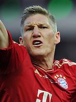 FUSSBALL      DFB POKAL FINALE       SAISON 2011/2012 Borussia Dortmund - FC Bayern Muenchen   12.05.2012 Bastian Schweinsteiger (FC Bayern Muenchen)