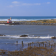 Coquille River Lighthouse - Oregon Coast