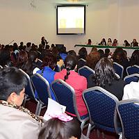 Metepec, México.- Segundo Foro de Intercambio de Experiencias sobre Proyectos Educativos, en donde participan psicólogos como docentes de apoyo a los niños con discapacidad en los Centros de Atención Múltiple (CAM) y en las Unidades de Servicios de Apoyo a la Escuela Regular (USAER). Agencia MVT / José Hernández