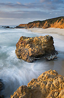 Pescadero Beach on the San Mateo Coast California