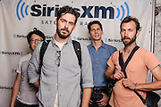 Portraits of the band White Denim at SiriusXM Studios, NYC. August 14, 2012. Copyright © 2012 Matthew Eisman. All Rights Reserved.