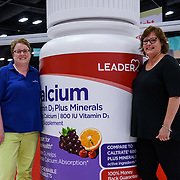 """Cardinal Health RBC 2017 Leader """"Heart of a Healthy Community"""" Contest Winner: Hopkins Center Pharmacy - Chris Beckmann and Stephany Roessler. Photo by Alabastro Photography."""