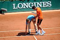Novak DJOKOVIC  - 07.06.2015 - Jour 15 - Finale   - Roland Garros 2015<br /> Photo : Nolwenn Le Gouic / Icon Sport