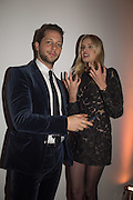 DEREK BLASBERG; LILY DONALDSON, Serpentine Gallery and Harrods host the Future Contempories Party 2016. Serpentine Sackler Gallery. London. 20 February 2016