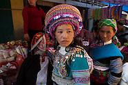 Vietnam Mhong tribe