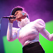 Janelle Monae @ The Pageant 2010
