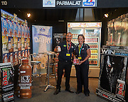 IG Festival of Food 2015. Darwin Convention Centre. 2-3 May 2015. Booth and products of Parmalat. Photo by Shane Eecen/Creative Light Studios Darwin.