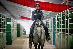 Philippaerts Thibault, BEL, Krapuul F<br /> Jumping Mechelen 2018<br /> © Sharon Vandeput<br /> 26/12/18