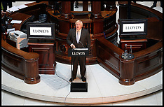 JUNE 24 2013 London Mayor Boris Johnson to visit Lloyds of London