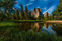 Yosemite National Park, California USA.