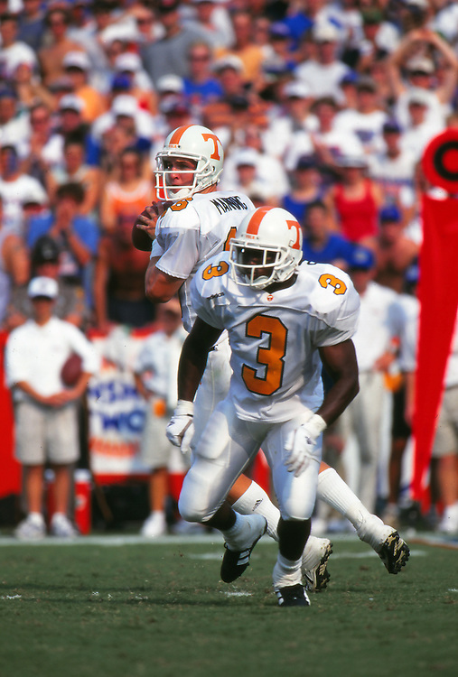 Tennessee Volunteers @ Florida Gators, September 20, 1997.
