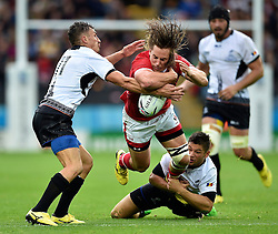 - Mandatory byline: Patrick Khachfe/JMP - 07966 386802 - 06/10/2015 - RUGBY UNION - Leicester City Stadium - Leicester, England - Canada v Romania - Rugby World Cup 2015 Pool D.