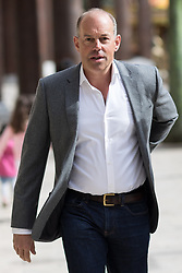 © Licensed to London News Pictures . 29/04/2017 . Trafford , UK . TV presenter PHIL SPENCER arrives at the opening of a branch of Silent Night Sleep Centre at Barton Square , the Trafford Centre . Photo credit : Joel Goodman/LNP