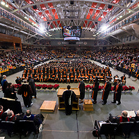 2017 December Commencement Ceremony