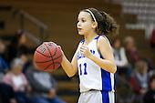 Wetsel Middle School Girls Basketball vs Luray