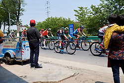 Sharlotte Lucas (NZL) at Tour of Chongming Island 2019 - Stage 2, a 126.6 km road race from Changxing Island to Chongming Island, China on May 10, 2019. Photo by Sean Robinson/velofocus.com