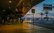 People and places of  Las Vesgas Strip and Airport