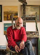 Donald McKenzie, painter, Scotland