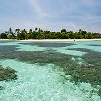 Mantabuan Island, Sabah, Borneo, East Malaysia, South East Asia