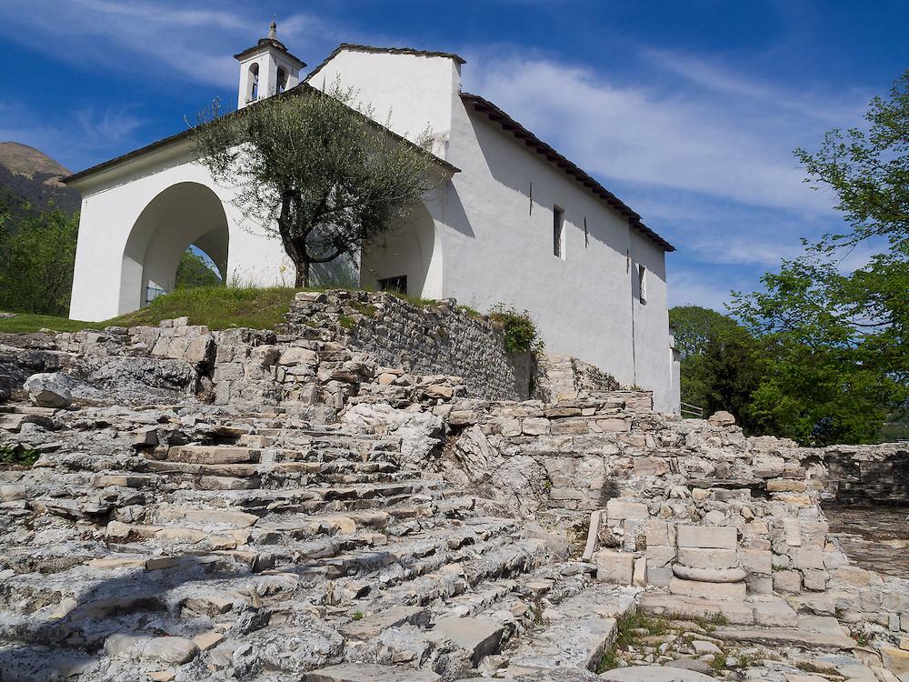 Comacina, Europe, island, Italy, Lake Como, Lombardy, Ossuccio