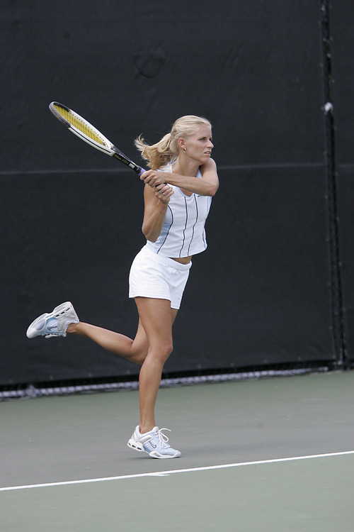 UNIVERSITY OF MIAMI HOSTS NCAA WOMEN'S TENNIS REGIONAL 2005