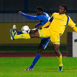 20121107: SLO, Football - PrvaLiga NZS, NK Domzale vs ND Gorica