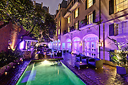 Le Marais Hotel; New Orleans Hotel Collection