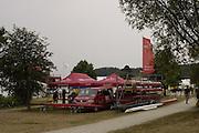 2006,U23 Rowing Championships,Hazewinkel,BELGIUM Saturday, 22.07.2006. Photo  Peter Spurrier/Intersport Images email images@intersport-images.com....[Mandatory Credit Peter Spurrier/ Intersport Images] Rowing Course, Bloso, Hazewinkel. BELGUIM