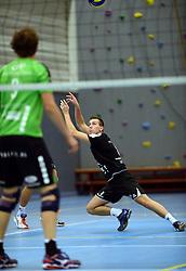 22-10-2014 NED: Selectie SSS seizoen 2014-2015, Barneveld<br /> Topvolleybal SSS Barneveld klaar voor het nieuwe seizoen 2014-2015 / Tobias Edskes