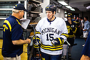 University of Michigan Alumni Hockey Game