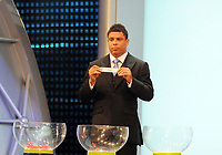 20110730: RIO DE JANEIRO, BRAZIL - Brazilian football star Luis Nazario de Lima, better known as Ronaldo, attending Qualification draw for the 2014 World Cup held at the Marina da Gloria in Rio<br />