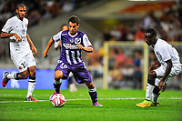 SOCCER : Toulouse vs Caen - Day 6 French L1 - 09/20/2014<br /> Wissam BEN YEDDER (tfc)<br /> Norway only