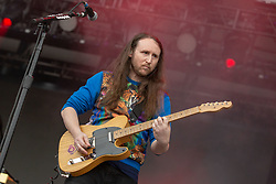 May 25, 2018 - Napa, California, U.S - MIKE EINZIGER of Incubus during BottleRock Music Festival at Napa Valley Expo in Napa, California (Credit Image: © Daniel DeSlover via ZUMA Wire)