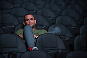 LAS VEGAS, NV - JULY 8:  Frankie Edgar waits backstage before the UFC 200 weigh-ins at T-Mobile Arena on July 8, 2016 in Las Vegas, Nevada. (Photo by Cooper Neill/Zuffa LLC/Zuffa LLC via Getty Images) *** Local Caption *** Frankie Edgar