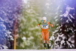 March 9, 2019 - –Stersund, Sweden - 190309 Anton Sinapov of Bulgaria competes in the Men's 10 KM sprint during the IBU World Championships Biathlon on March 9, 2019 in Östersund..Photo: Petter Arvidson / BILDBYRÃ…N / kod PA / 92252 (Credit Image: © Petter Arvidson/Bildbyran via ZUMA Press)