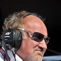 Kevin Kalkhoven at Indycar 2012