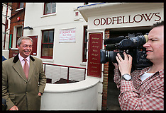 AUG 26 2014 Nigel Farage bid to become UKip candidate for South Thanet