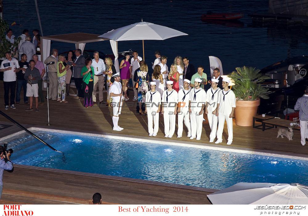 The best of yachting 2014. Port Adriano ©Jesusrenedo.com