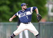 April 22, 2017: The University of Arkansas-Fort Smith Lions play against the Oklahoma Christian University Eagles at Dobson Field on the campus of Oklahoma Christian University.