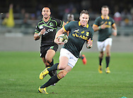 CAPE TOWN, SOUTH AFRICA - Saturday 11 July 2015, Jean de Villiers of South Africa during the rugby test match between South Africa (Springboks) and the Word XV at Newlands Rugby stadium.<br /> Photo by Luigi Bennett / ImageSA