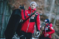06.01.2020, Paul Außerleitner Schanze, Bischofshofen, AUT, FIS Weltcup Skisprung, Vierschanzentournee, Bischofshofen, Finale, im Bild Daniel Huber (AUT) // Daniel Huber of Austria before the final for the Four Hills Tournament of FIS Ski Jumping World Cup at the Paul Außerleitner Schanze in Bischofshofen, Austria on 2020/01/06. EXPA Pictures © 2020, PhotoCredit: EXPA/ Dominik Angerer