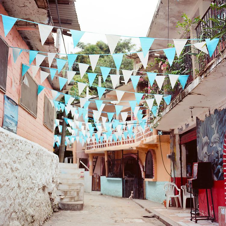 YELAPA, MEXICO - 2014: YELAPA, MEXICO - 2014: