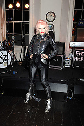 PAM HOGG at a Halloween party hosted by Alexa Chung and Browns Focus held at the House of St.Barnabas, 1 Greek Street, London on 31st October 2008.