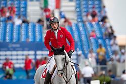 Fuchs Martin, SUI, Clooney<br /> World Equestrian Games - Tryon 2018<br /> © Hippo Foto - Dirk Caremans<br /> 20/09/2018