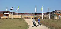 NAARDEN - Clubhuis van Golfbaan Naarderbos bij Naarden COPYRIGHT KOEN SUYK