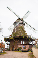 Windmill in the middle of Eutin.