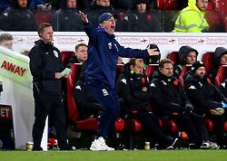 Middlesbrough manager Tony Pulis - Mandatory by-line: Robbie Stephenson/JMP - 02/03/2018 - FOOTBALL - Riverside Stadium - Middlesbrough, England - Middlesbrough v Leeds United - Sky Bet Championship