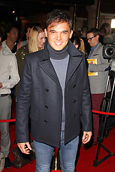 © Licensed to London News Pictures. 08/10/2013. LONDON. Gareth Gates, The Commitments - Press Night, The Palace Theatre, London UK, 08 October 2013. Photo credit : Brett D. Cove/Piqtured/LNP